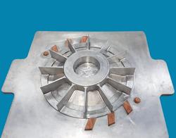 Molde para Fundição em Alumínio