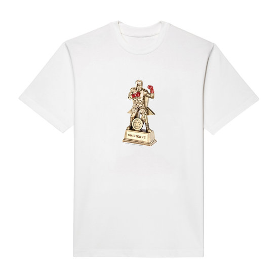 TROPHY T-SHIRT WHITE