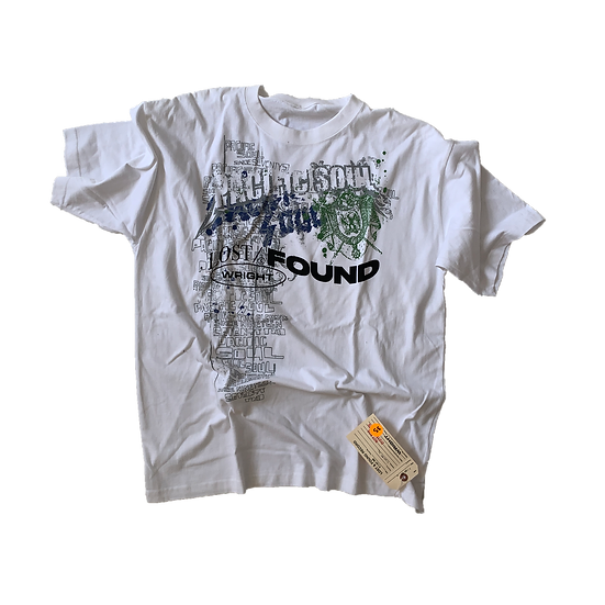PACIFIC SOUL SKATE T-SHIRT WHITE