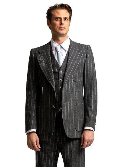 Jesse's Grey Three Piece Suit