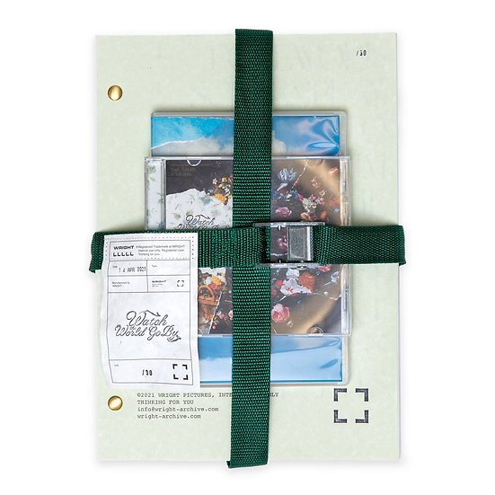 WATCH THE WORLD GO BY LIMITED EDITION COLLECTORS PACK