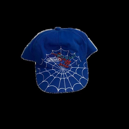 SPIDERMAN CAP BLUE