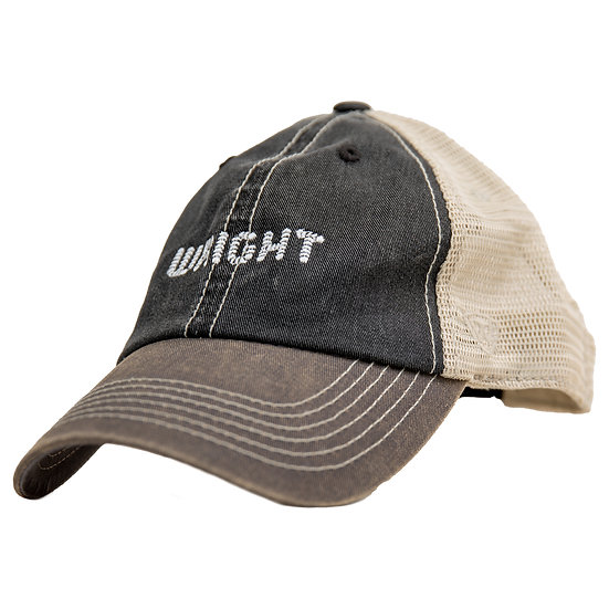 WRIGHT PICTURES CAP BLACK