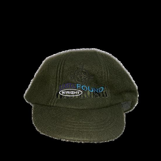 OSHKOSH CAP OLIVE GREEN