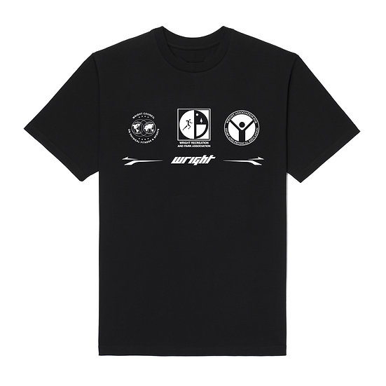 ASSOCIATIONS T-SHIRT BLACK