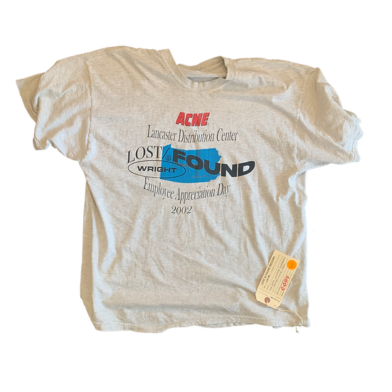 ACME LANCASTER DISTRIBUTION CENTER T-SHIRT GREY