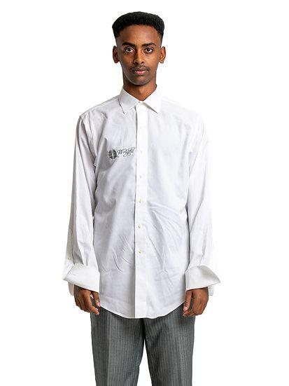 Milkias' White Shirt