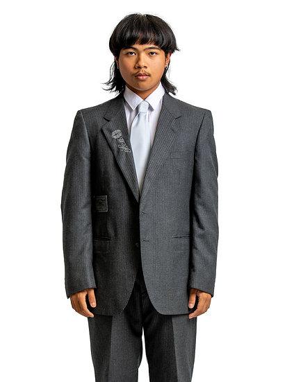 Ken's Grey Two Piece Suit