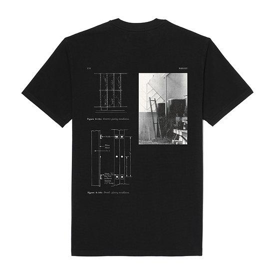 INSTALLATION T-SHIRT BLACK