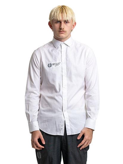 Zach's White Shirt