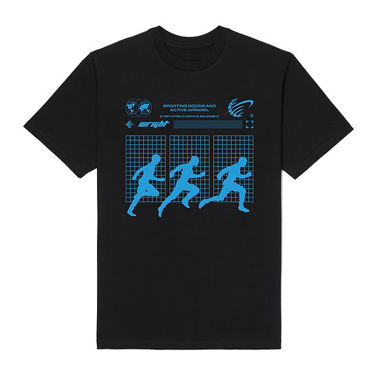 EQUIPMENT T-SHIRT BLACK
