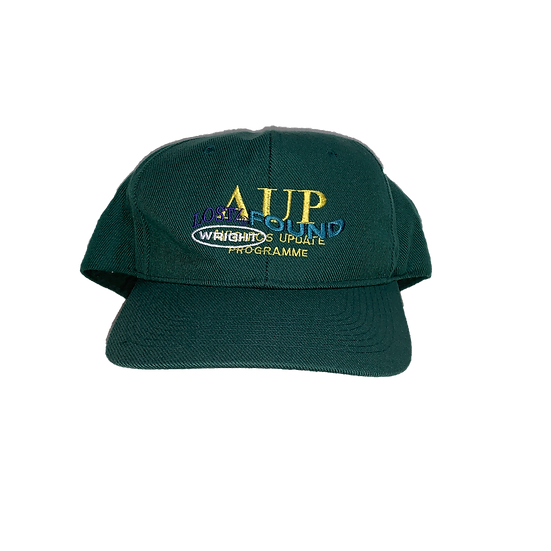 AUP CAP GREEN