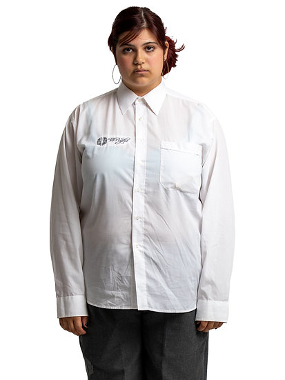 Gemma's White Shirt