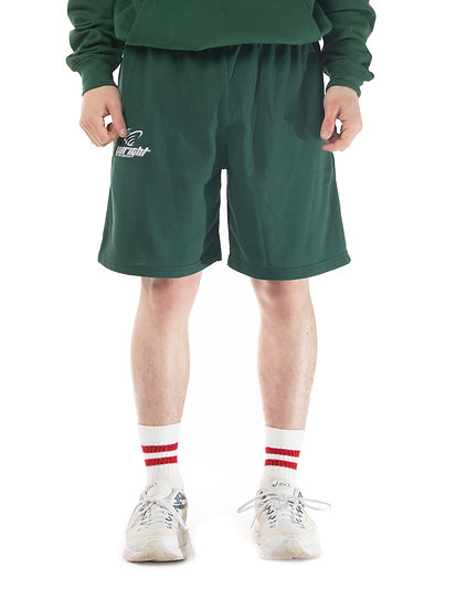 GLOBAL RUGBY SHORTS BOTTLE GREEN