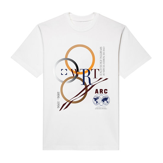 SPORTING EXCELLENCE T-SHIRT WHITE