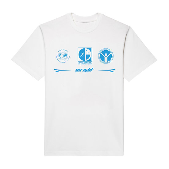 ASSOCIATIONS T-SHIRT WHITE