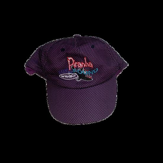 PIRANHA CAP PURPLE