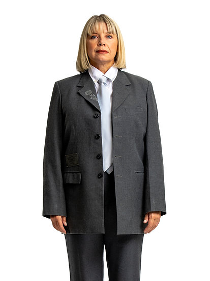 Leith's Grey Two Piece Suit