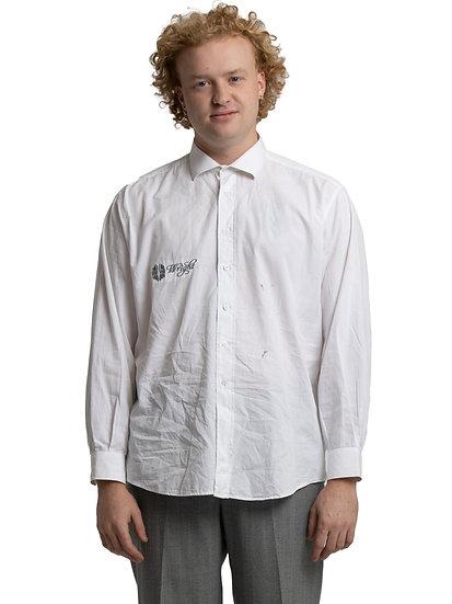 Atle's White Shirt