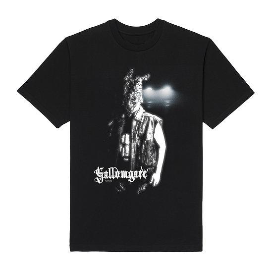 GALLOWGATE T-SHIRT BLACK