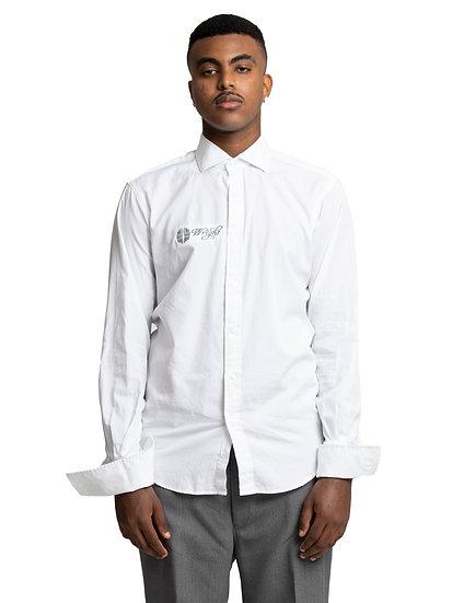 Merhawi's White Shirt