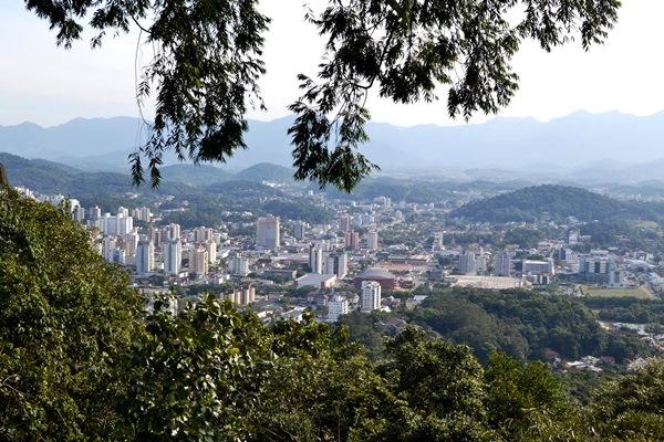 Turismo em Joinville  MIRANTE 15