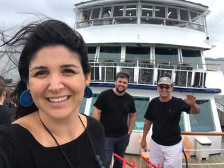 Barco Príncipe de Joinville!