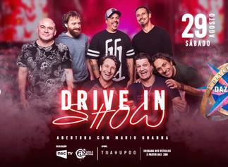 Cinema e Show Drive In!!! Joinville tem!