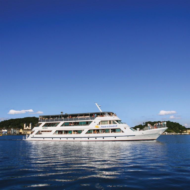 Barco Principe de Joinville