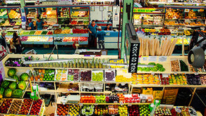 Abertas inscrições para o concurso fotográfico 'Mercado Municipal: sabores, cores, aromas e sons'