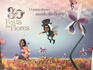 80 anos da Festa das Flores de Joinville!