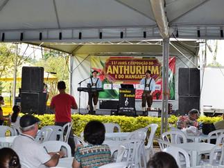 Festa do Anthurium e do Mangarito