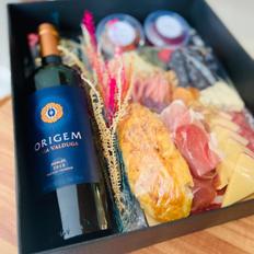 Gift Box Vinho R$ 260