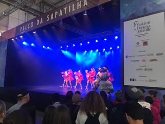 Começou o 37° Festival de Dança de Joinville!