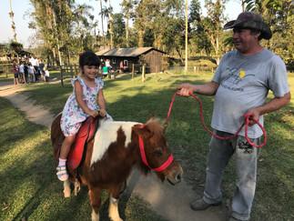 Férias das Crianças! Que tal um Piquenique no Rancho Alegre?