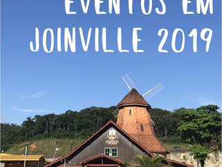 Eventos em Joinville 2019