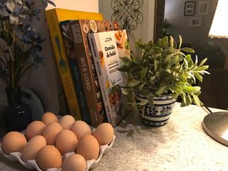 Meta para 2018: Aprender a cozinhar!