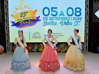 Festa Nacional do Pirão é neste fim de semana em Barra Velha!