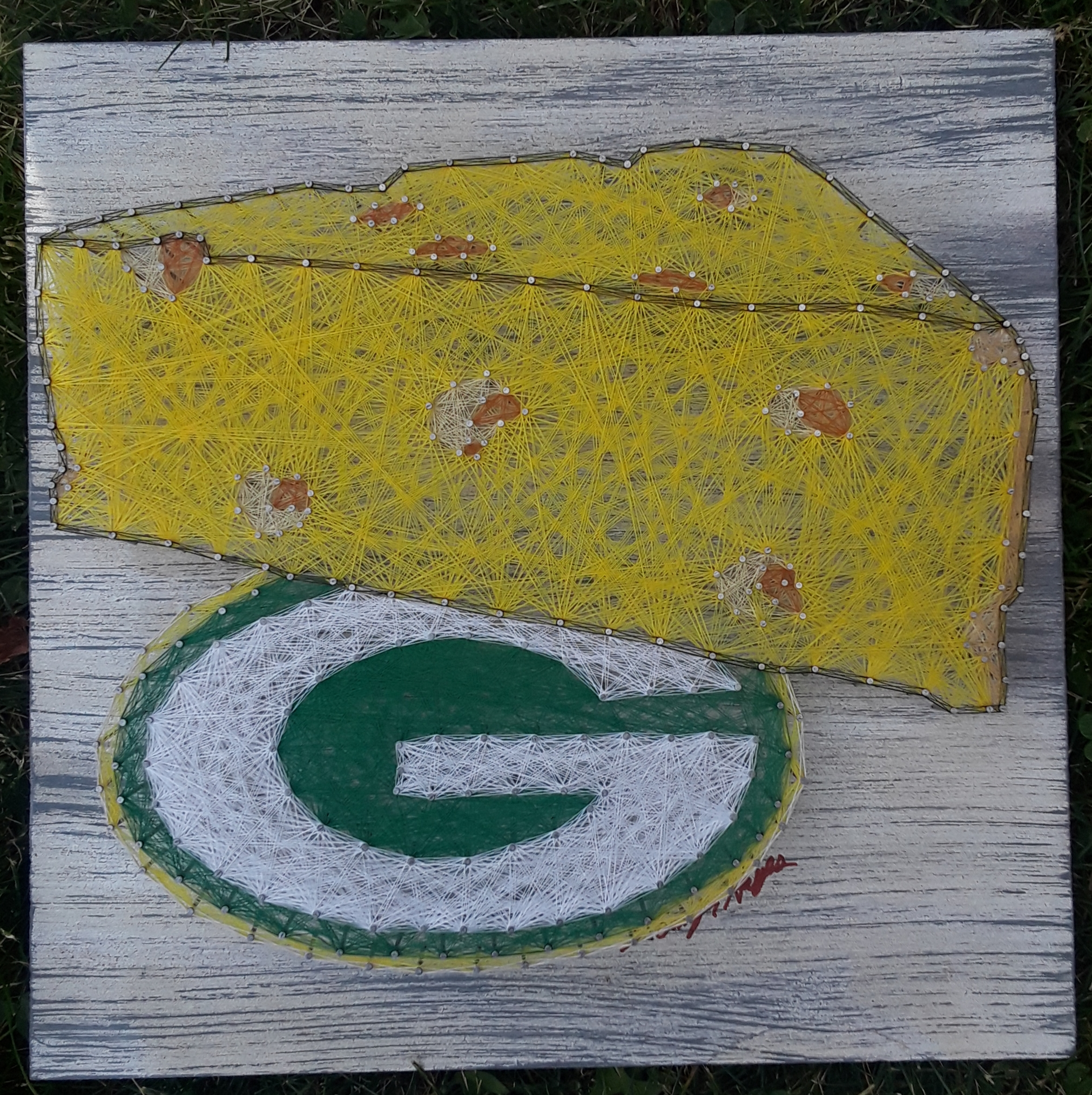 16x16 Packers