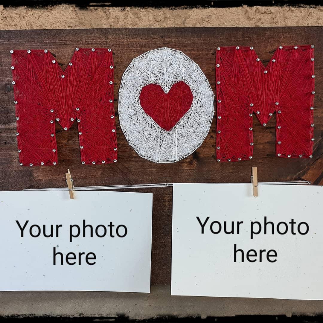 10x12 Mom photo holder