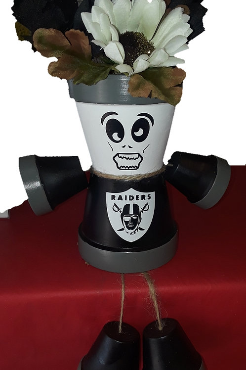 Raiders Pot People