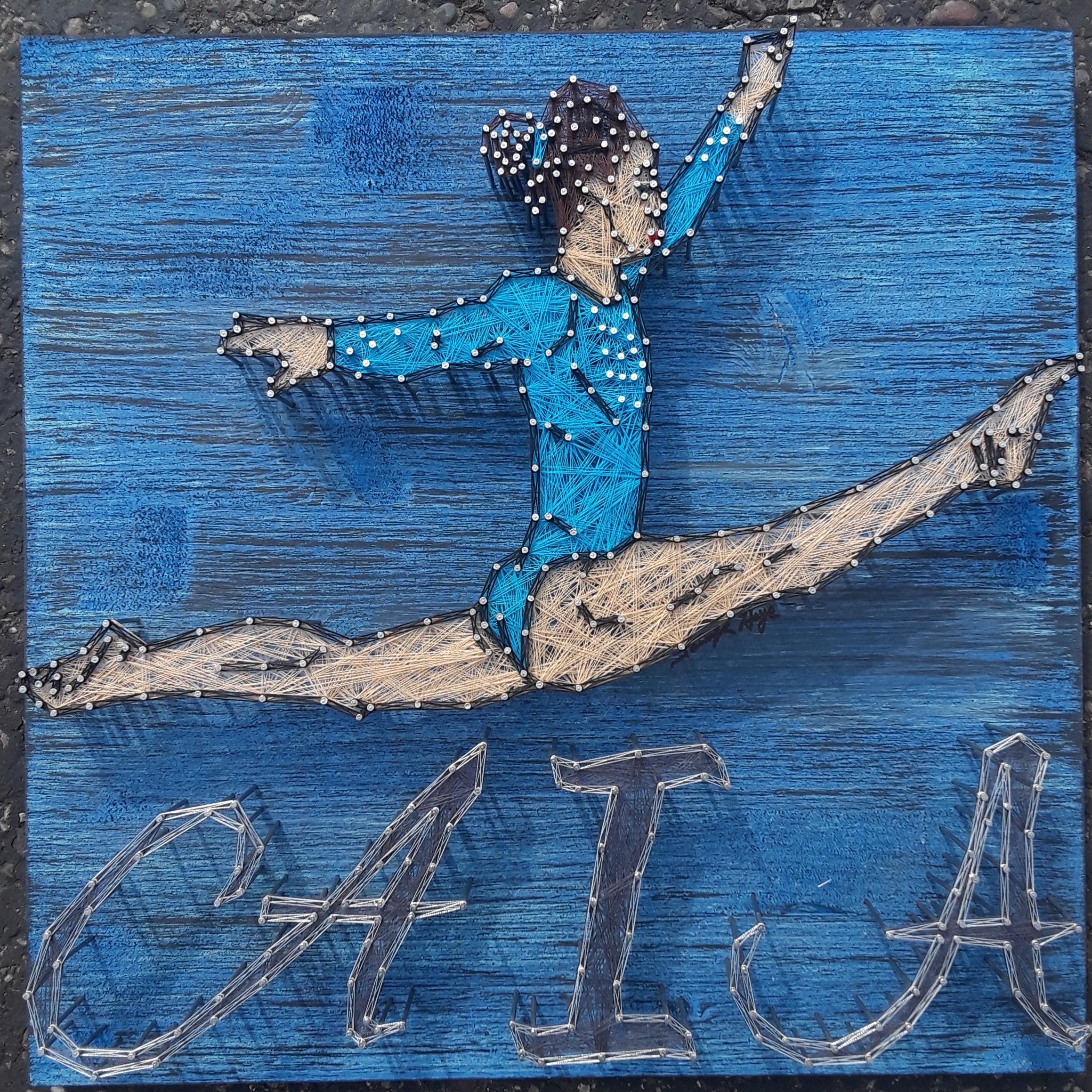 16x16 Gymnastics