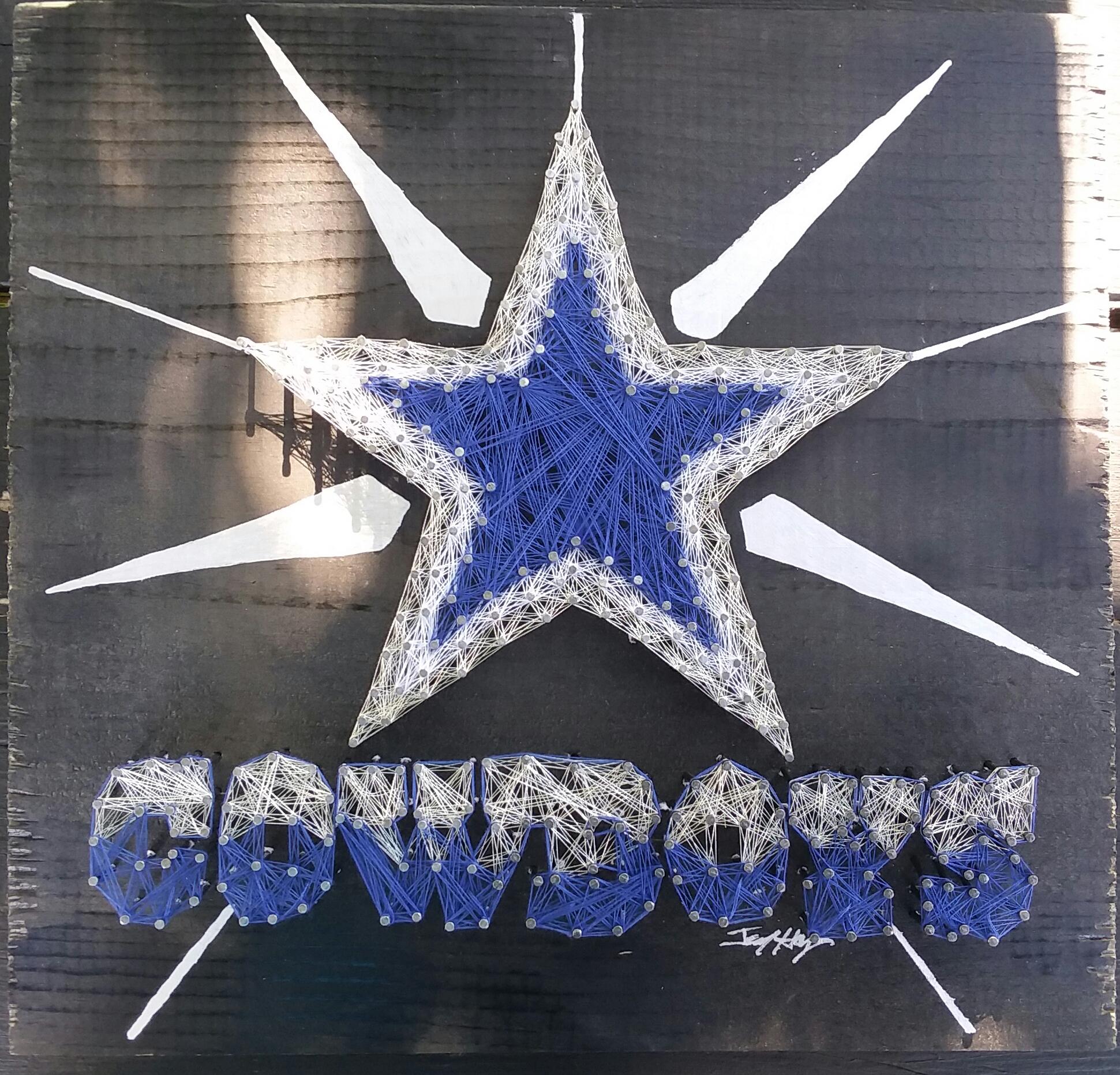 12x12 Cowboys