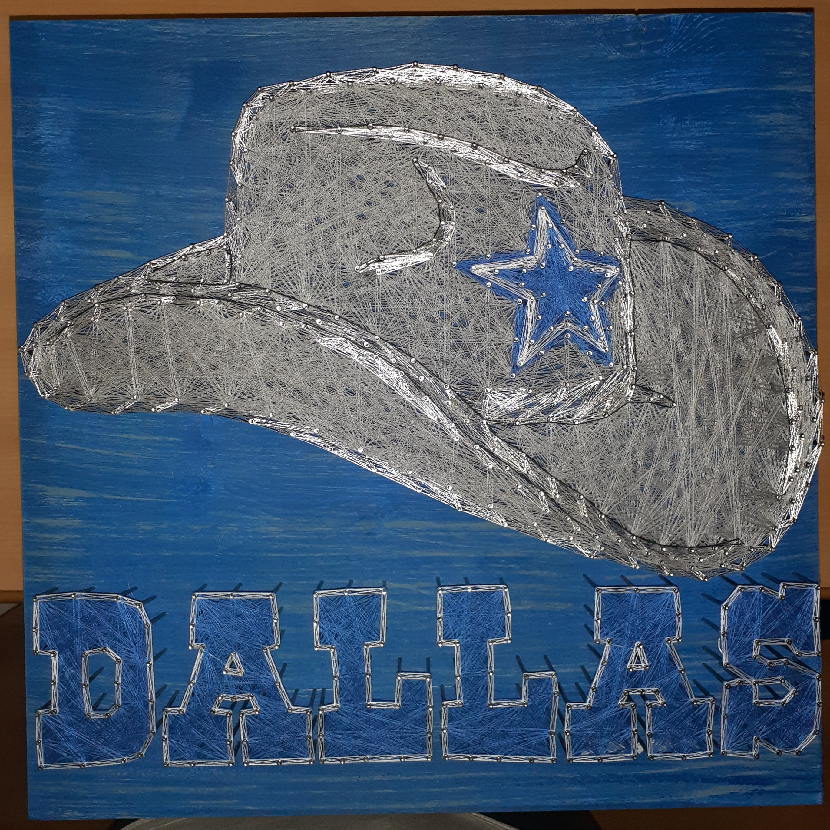 16x16 Cowboys