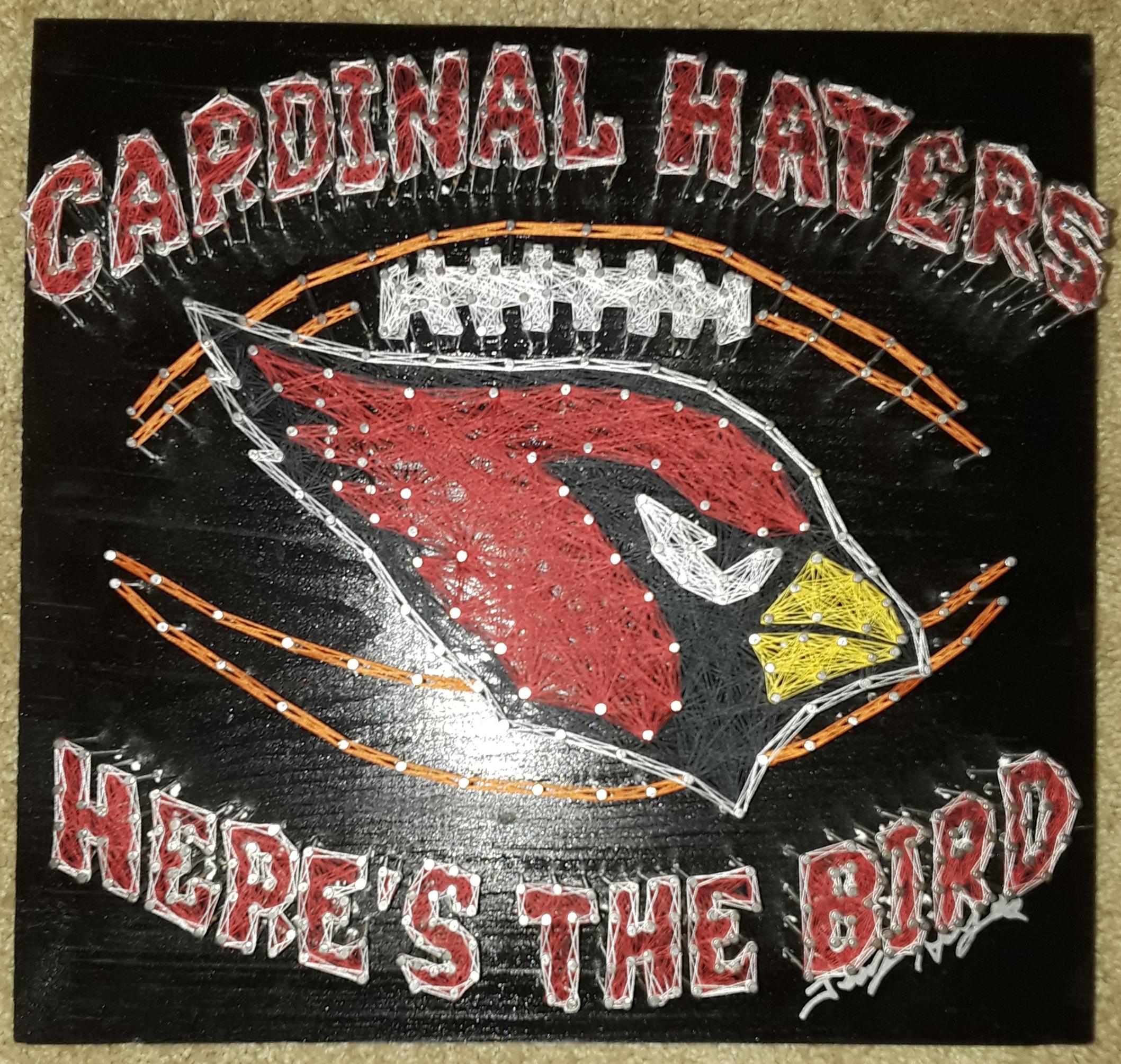 12x12 Cardinals