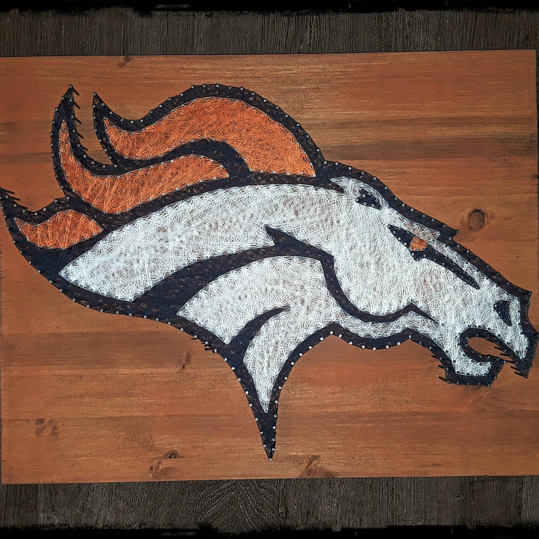 16x20 Broncos