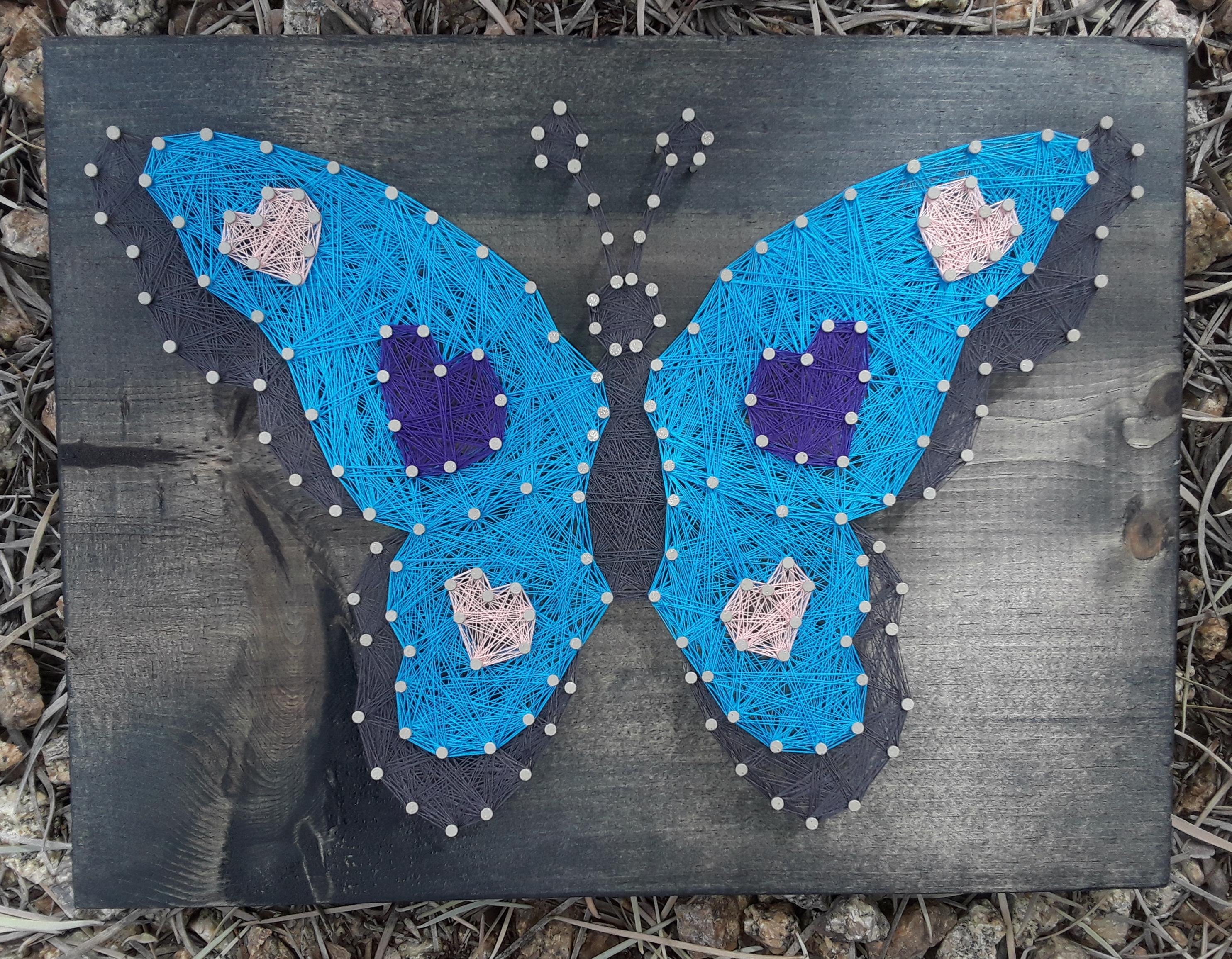 12x12 Butterfly
