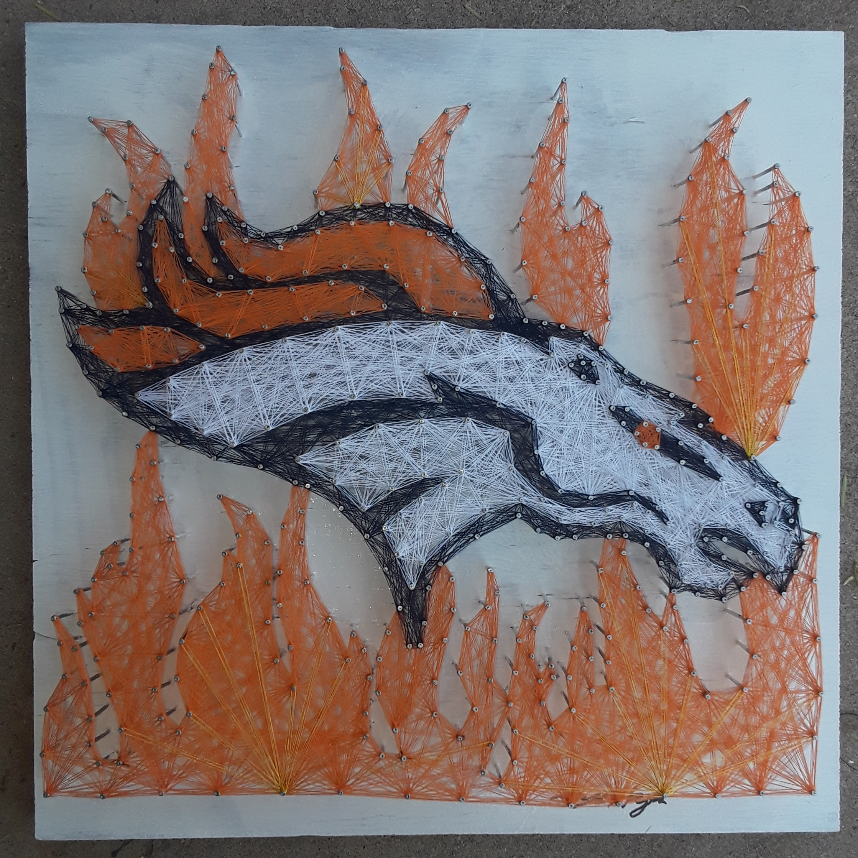 14x14 Broncos