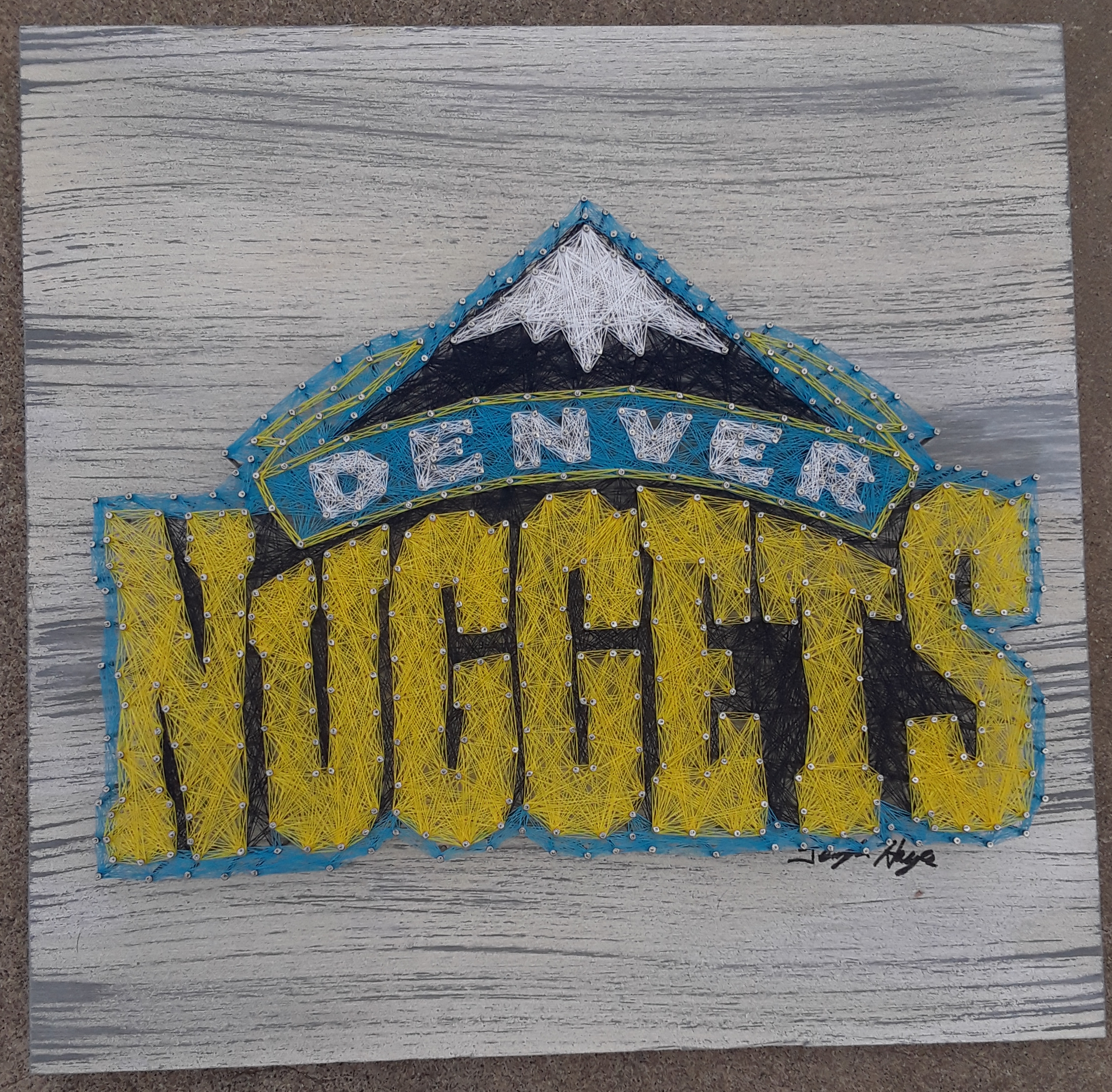16x16 Nuggets