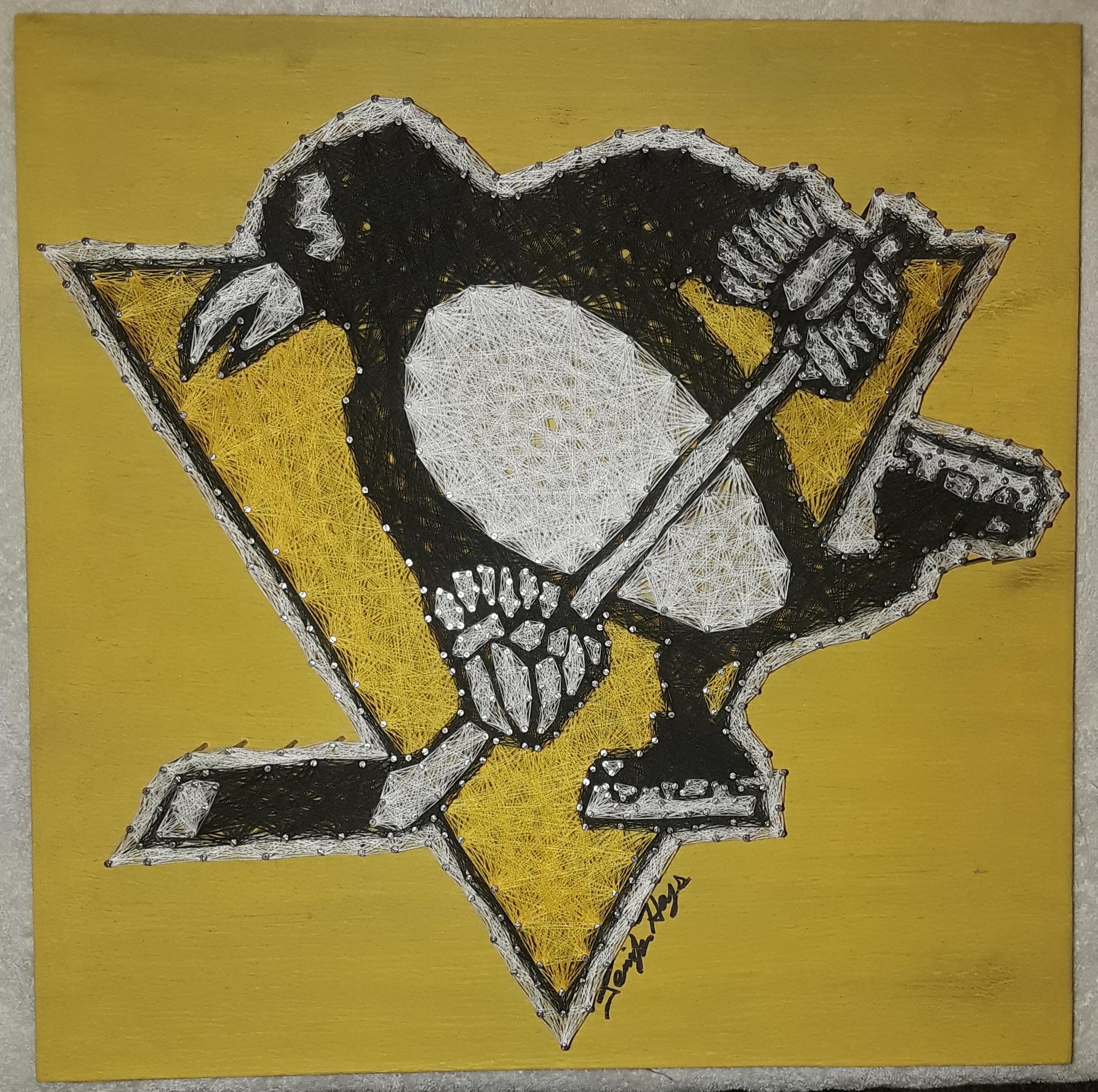 16x16 Penguins